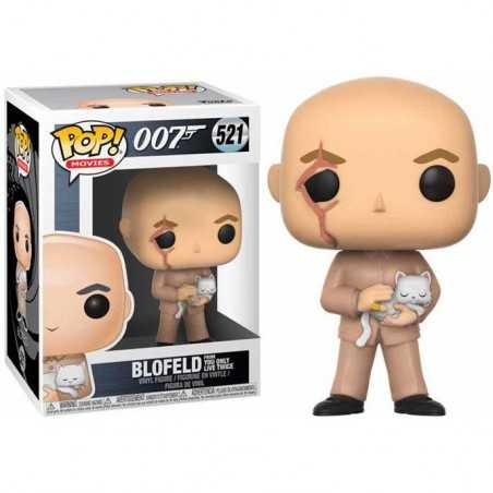 Funko POP! 007 James Bond...