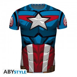 Marvel Replica Camiseta...