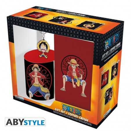 One Piece Pack Taza Llavero...