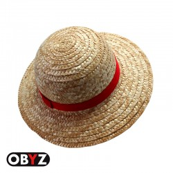 One Piece Luffy Sombrero de...