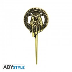 Game Of Thrones Pin 3D Mano...