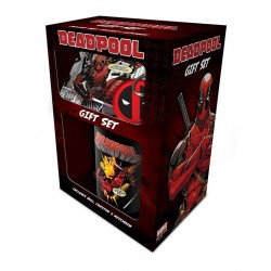 Deadpool Pack de Regalo...