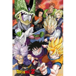 Dragon Ball Z Póster Cell...