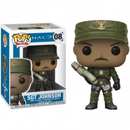 Funko POP! Halo Sgt. Johnson