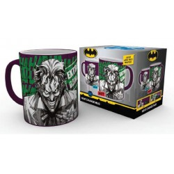 DC Comics Taza sensitiva al...