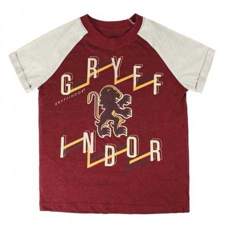 Camiseta Gryffindor Harry...