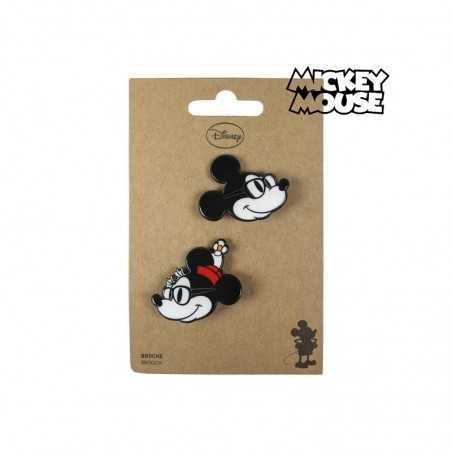 Pin Minnie Mouse Negro
