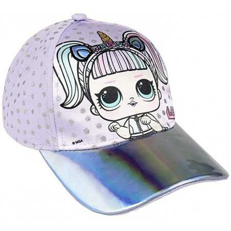 Gorra LOL unicornio