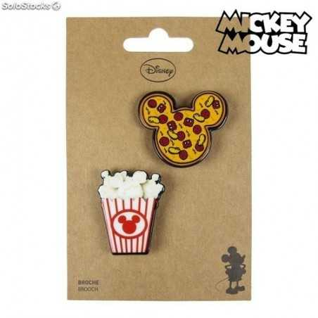 Pin Mickey Mouse Pizza