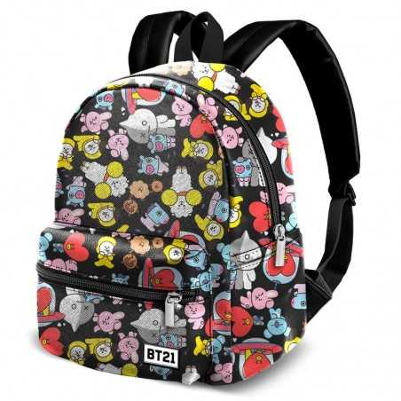 Bt21 Mochila Fashion...