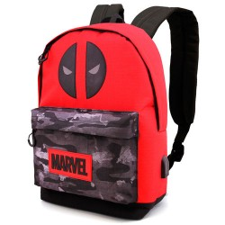 Deadpool Mochila Rebel