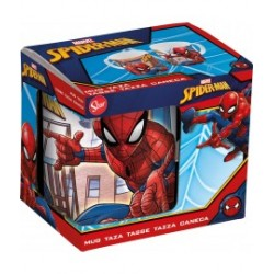 Taza Ceramica Spiderman...
