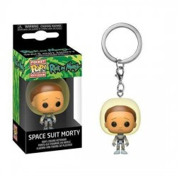 Llavero Pocket POP! Rick &...