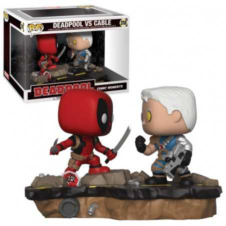 Funko POP! Deadpool Vs Cable