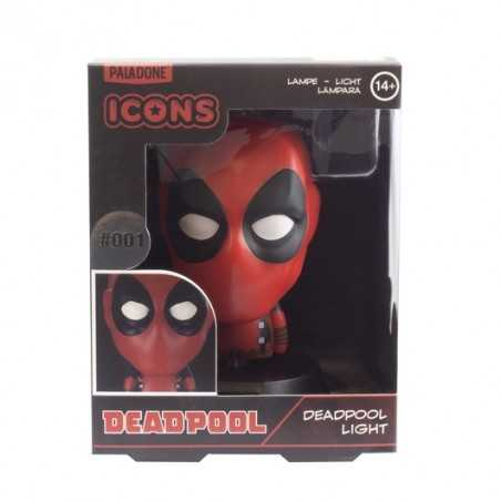 Lámpara Icon Deadpool