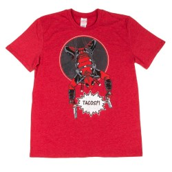 Deadpool Camiseta Tacos?!...