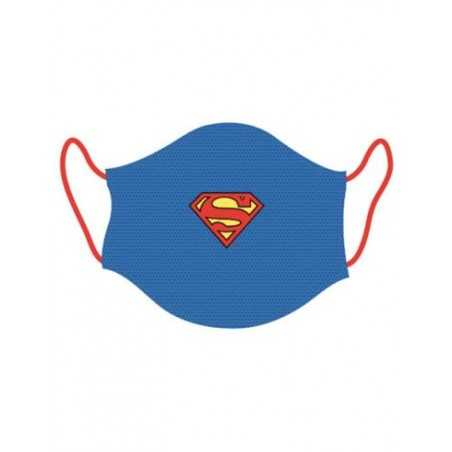 Mascarilla Superman