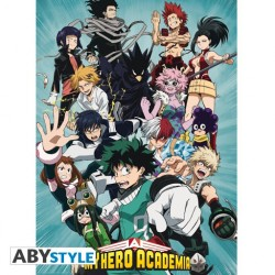 Set 2 Posters My Hero Academy