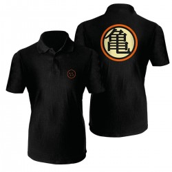 Camiseta Polo Dragon Ball