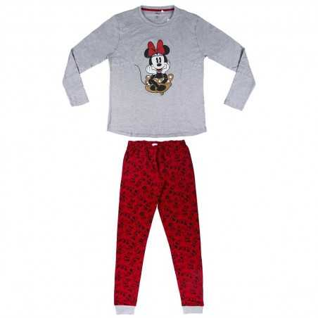 Pijama Interlock Minnie 2...