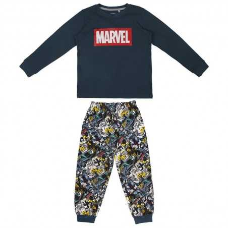 Pijama Largo Marvel
