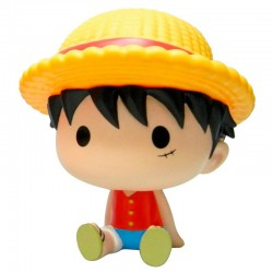 Hucha Chibi One Piece Luffy