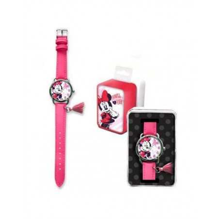 Reloj Analogico Minnie
