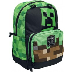 Mochila Minecraft Creepy...