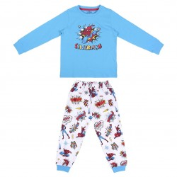 Pijama Largo Spiderman