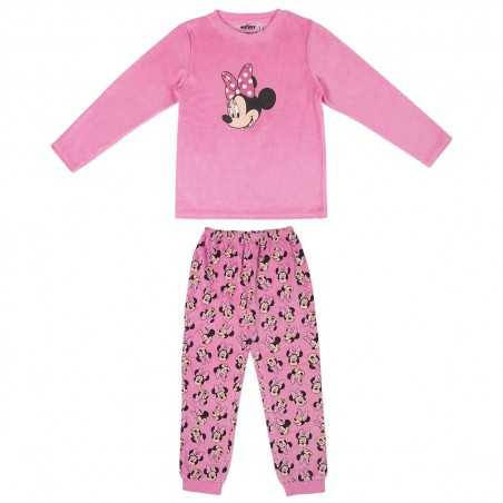 Pijama Velour Minnie
