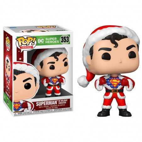 Funko POP! DC Holiday...