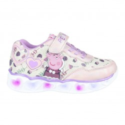 Zapatillas Led Peppa Pig