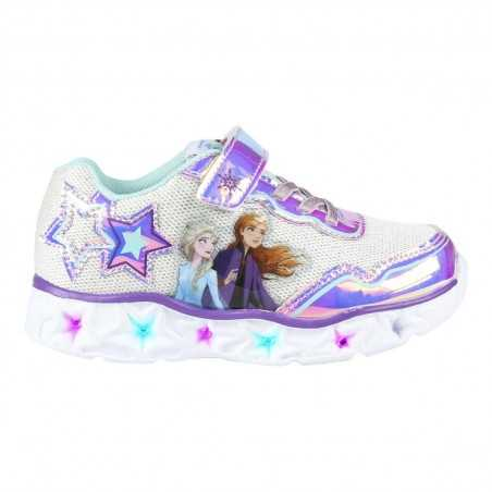 Zapatillas Led Frozen
