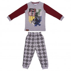Pijama Largo Harry Potter