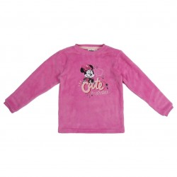 Pijama Coral Fleece Minnie