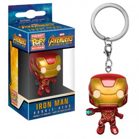 Llavero Pocket POP! Marvel...