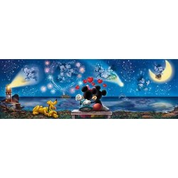 Puzzle Panorama Mickey and...