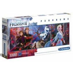 Puzzle Panorama Frozen 2...
