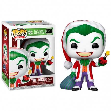 Funko POP! Holiday Santa Joker