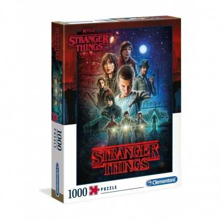 Stranger Things Puzzle...