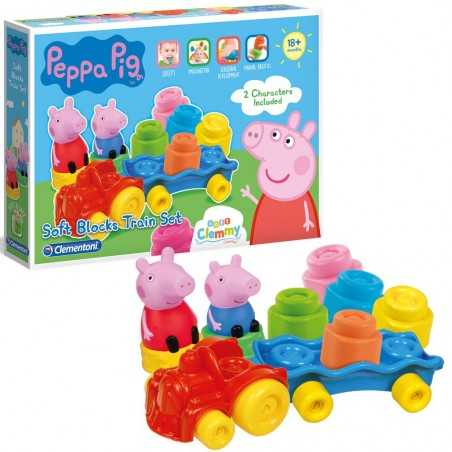 Trenecito Peppa Pig Clemmy...