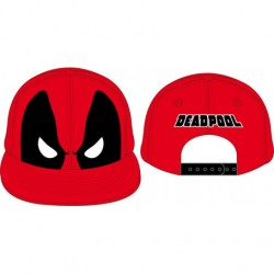 Gorra Deadpool Máscara SP