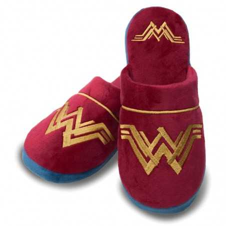 Pantuflas Wonder Woman DC...
