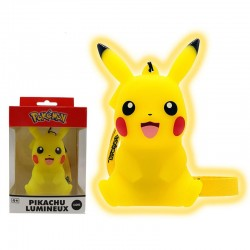 Figura Luminosa Pokemon...