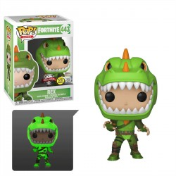 Funko POP! Fortnite Rex...