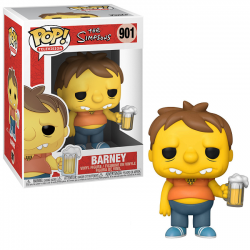 Funko POP! Simpsons Barney