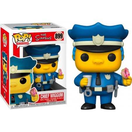 Funko POP! Simpsons Chief...