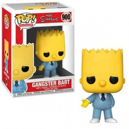 Funko POP! Simpsons Mafia Bart