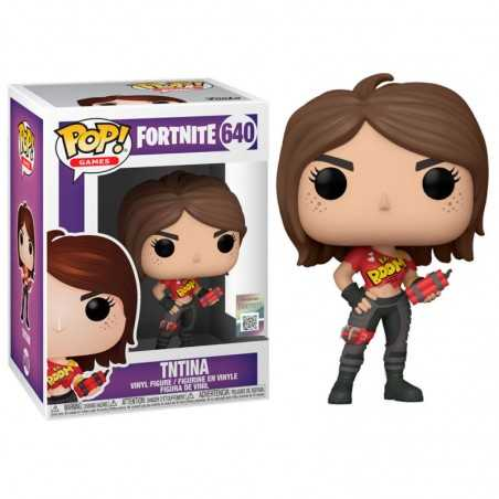 Funko POP! Fortnite TNTina