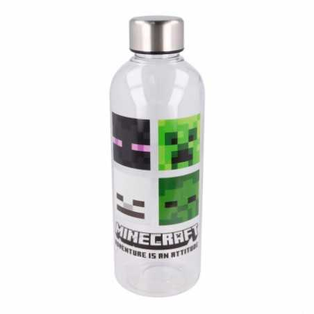 Botella Hidro 850ML Minecraft